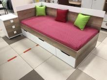 Кровать угловая Модерн (правая/левая)