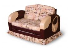 Раскладной диван Кокетка
