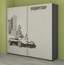 """Шкаф-купе """"Super Car"""""""
