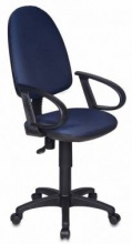 Кресло Бюрократ CH-300AXSN/#Blue синий JP-15-5