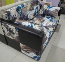 Лотос раскладной диван (ткань Стрит)