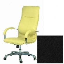 Кресло Нова (кожа черная)