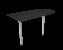 Стол приставной RDU120 (К) с опорой 2 шт.