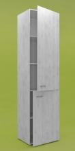 Шкаф RC-1915B (рамух белый)