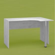 Стол угловой лев/прав RDS-120 (рамух белый)