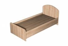 Кровать Умка-8 (дуб сонома)