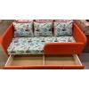 диван-кровать Киви (ткань кораблики)
