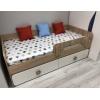 Кровать коллекции Юниор 6.1