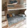 Кровать 2-х ярусная коллекции Твой Стиль