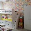 Кровать Юниор (цвет белый) правая/левая