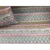 раскладной диван Даня (ткань этно серо-розовый)